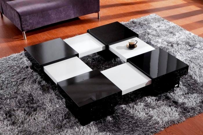 Chess Board Center Table